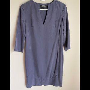 Hilton Hollis navy blue tunic dress